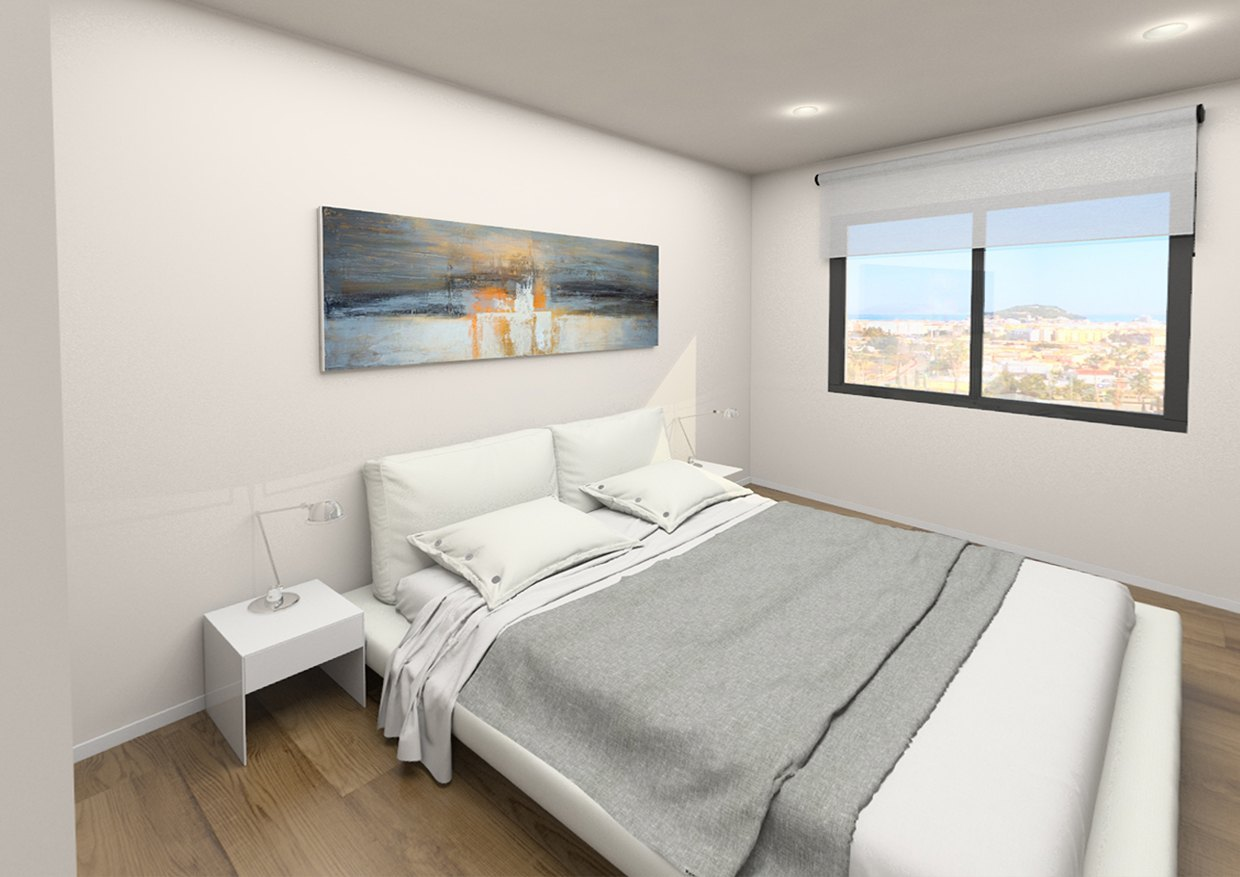 PENTHOUSE OF NEW CONSTRUCTION IN DENIA
